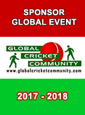Sponsor Global Cricket Event